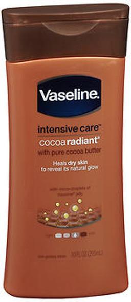 Vaseline Intensive Care Lotion Cocoa Radiant - 10 oz