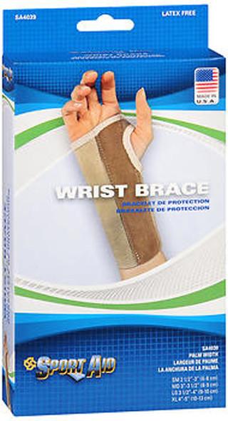 Sport Aid Wrist Brace MD/Right - 1 ea.
