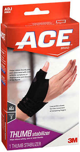 Ace Thumb Stabilizer Adjustable #209632 - 1 ea.