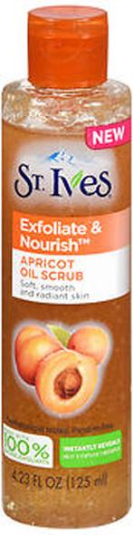 St. Ives Exfoliate & Nourish Scrub Apricot Oil - 4.23 oz