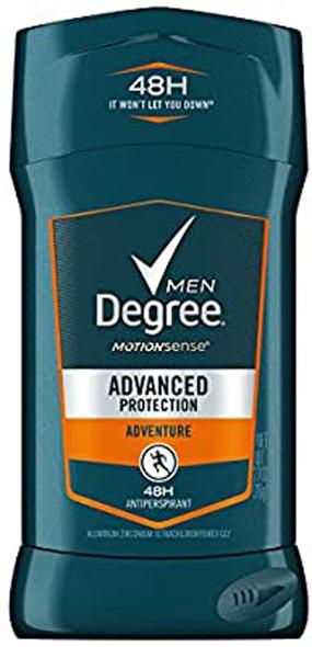 Degree Men MotionSense Anti-Perspirant Adventure - 2.7 oz