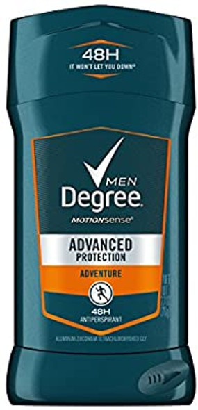 Degree Men MotionSense Anti-Perspirant Adventure - 2.7 oz
