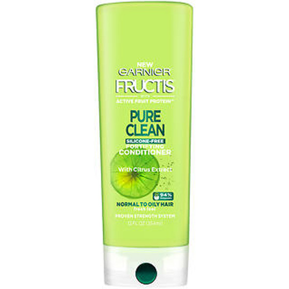 Garnier Fructis Pure Clean Fortifying Conditioner - 13 oz