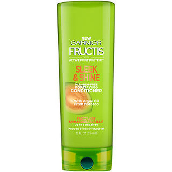 Garnier Fructis Sleek Shine Fortifying Deep Conditioner - 13 oz