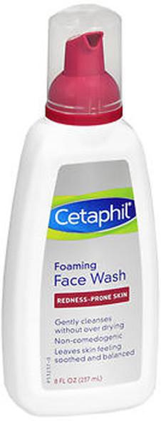 Cetaphil Foaming Face Wash - 8 oz