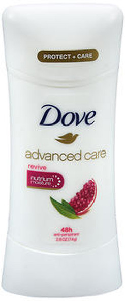 Dove Advanced Care Anti-Perspirant Deodorant Revive - 2.6 oz