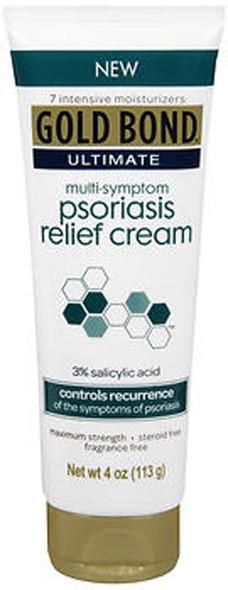Gold Bond Ultimate Multi-Symptom Psoriasis Relief Cream - 4 oz
