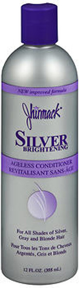 Jhirmack Ageless Conditioner Silver Brightening - 12 oz