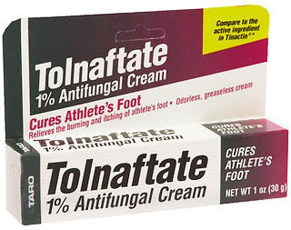 Taro Tolnaftate 1% Antifungal Cream - 1 oz