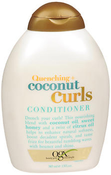OGX Quenching + Coconut Curls Conditioner - 13 oz
