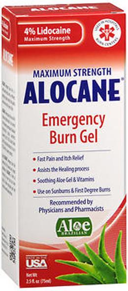Alocane Emergency Burn Gel - 2.5 oz