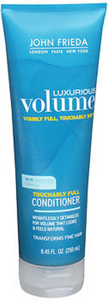 John Frieda Luxurious Volume Touchably Full Conditioner - 8.45oz
