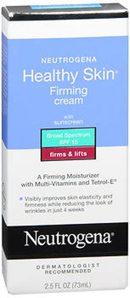 Neutrogena Healthy Skin Firming Cream SPF 15 - 2.5 oz