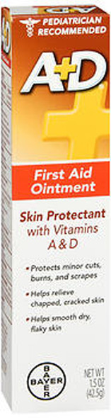 A&D First Aid Ointment - 1.5 oz