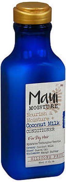 Maui Moisture Nourish & Moisture + Coconut Milk Conditioner - 13 oz