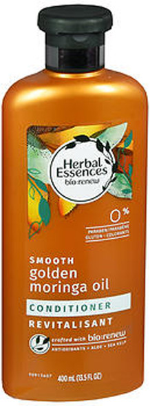 Herbal Essences Bio:Renew Smooth Golden Moringa Oil Conditioner - 13.5 oz