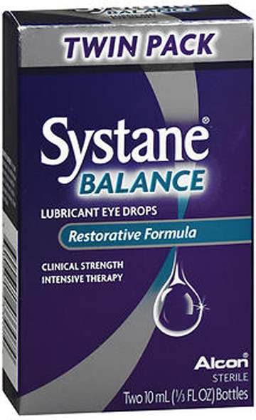 Systane Balance Lubricant Eye Drops - 20 ml