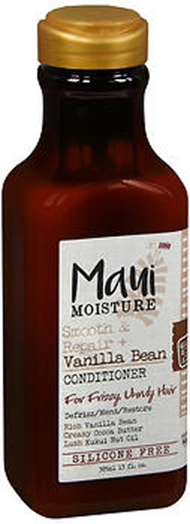 Maui Moisture Smooth & Repair + Vanilla Bean Conditioner - 13 oz