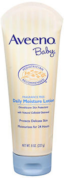 Aveeno Baby Daily Moisture Lotion Fragrance Free - 8 oz
