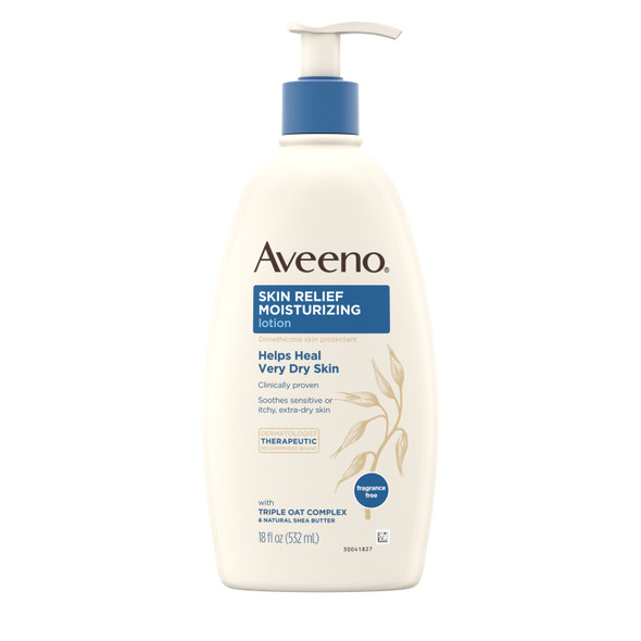 Aveeno Active Naturals Skin Relief Moisturizing Lotion - 18 oz