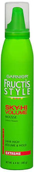 Garnier Fructis Style Sky-Hi Volume Mousse Extreme - 6.4 oz