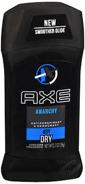 Axe Anti-Perspirant Anarchy - 2.7 oz