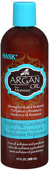 Hask Argan Oil From Morocco Repairing Conditioner - 12 oz