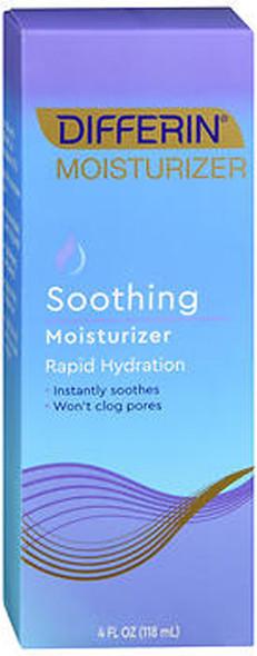 Differin Soothing Moisturizer - 4 oz