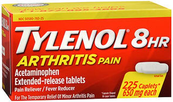 Tylenol 8 HR Arthritis Pain - 225 Caplets