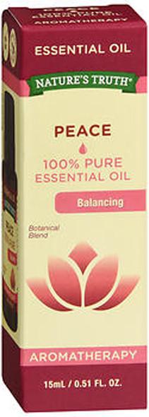 Nature's Truth 100% Pure Essential Oil Blend Peace - .5 oz