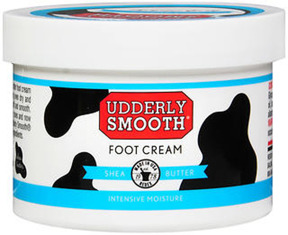 Udderly Smooth Foot Cream - 8 oz