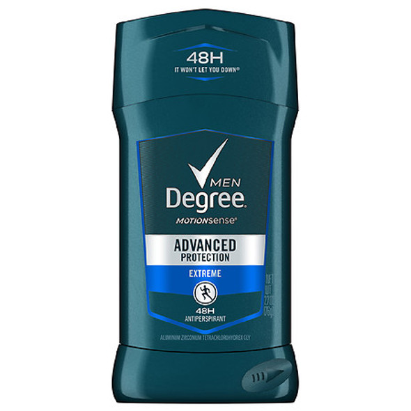 Degree Men Adrenaline Series Antiperspirant & Deodorant Extreme - 2.7 oz