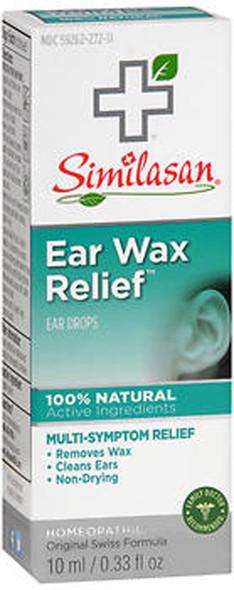 Similasan Ear Wax Relief Drops - .33 oz