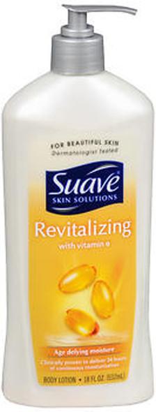 Suave Skin Solutions Revitalizing Body Lotion - 18 oz
