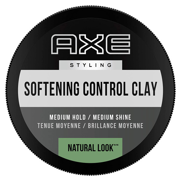 Axe Styling, Natural Look Softening Cream 2.64 oz