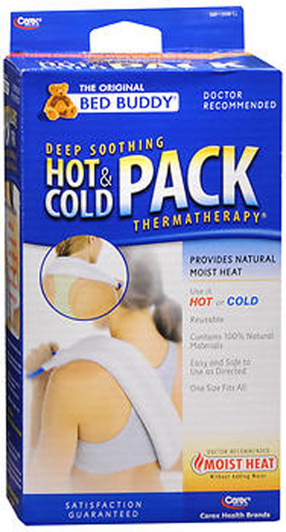 Bed Buddy Deep Soothing Hot & Cold Pack - Each