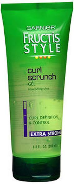 Garnier Fructis Style Curl Scrunch Gel Extra Strong - 6.8 oz
