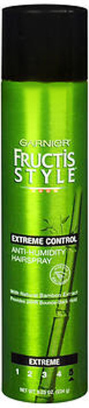 Garnier Fructis Style Extreme Control Anti-Humidity Hairspray - 8.25 oz