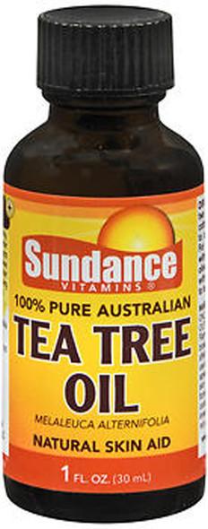 Sundance Vitamins Tea Tree Oil Natural Skin Aid - 1 oz