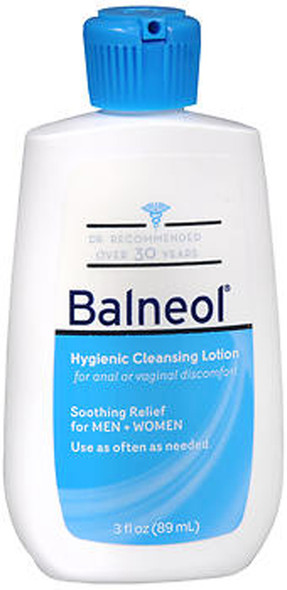 Balneol Hygienic Cleansing Lotion - 3 oz