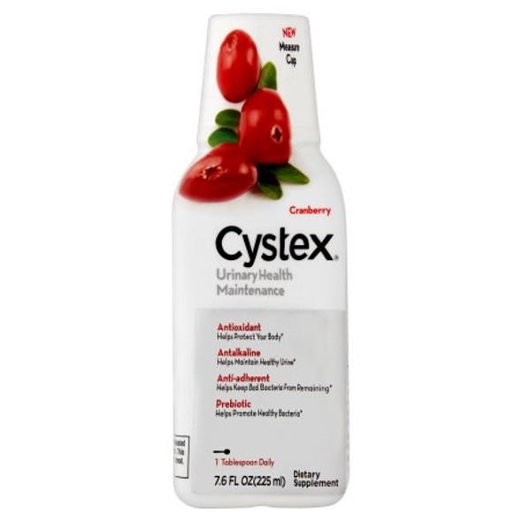 Cystex Liquid Cranberry Complex Supplement - 7.6 oz