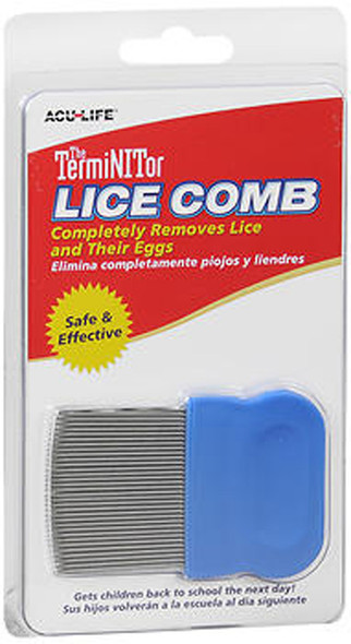 Acu-Life The TermiNITor Lice Comb - 1 each