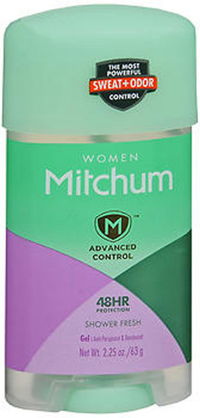 Mitchum Women Advanced Anti-Perspirant & Deodorant Gel Shower Fresh - 2.25 oz
