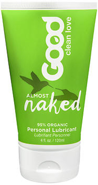 Good Clean Love Personal Lubricant Almost Naked - 4 oz