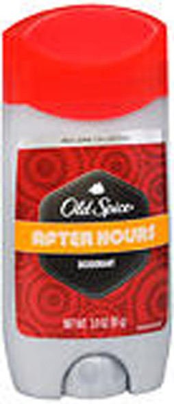 Old Spice Red Zone Deodorant Stick After Hours - 3 oz