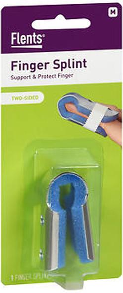 Flents 2-Sided Finger Splint, Medium - 1 each