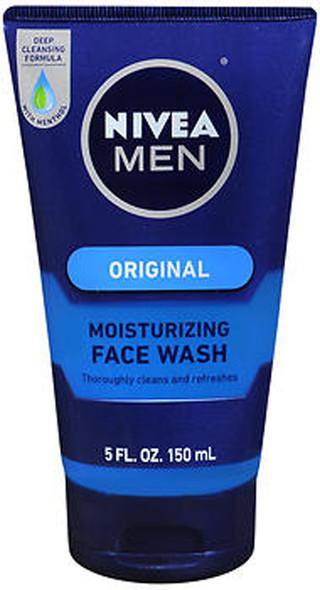 NIVEA Men Original Moisturizing Face Wash - 5 oz