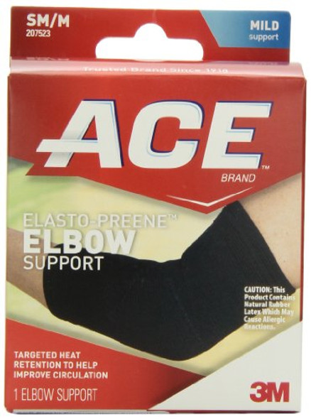 ACE Compression Elbow Support SM/M Level 1 - 1 each