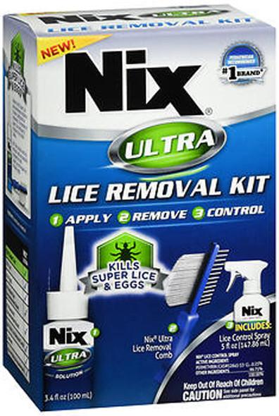 Nix Ultra Lice Removal - 1 Kit