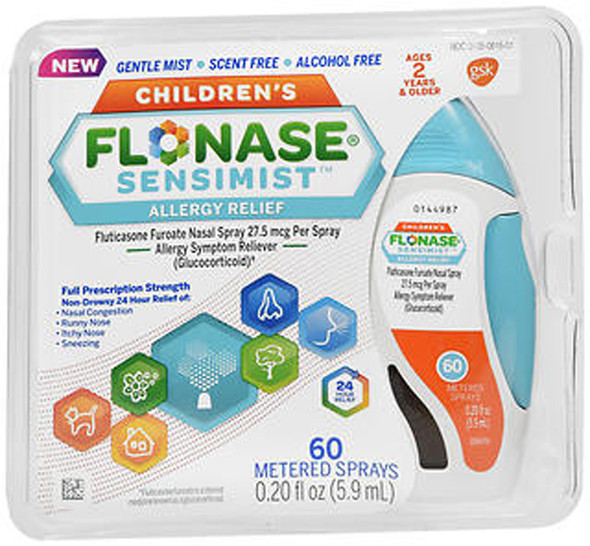 Flonase Children's Sensimist Allergy Relief Spray - .20 oz